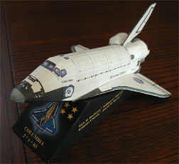 Space Shuttle Paper Model - Bing images